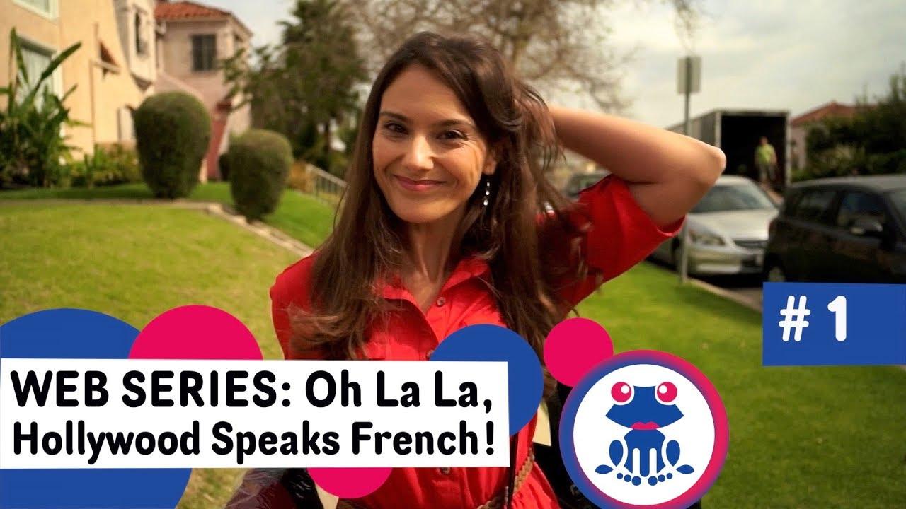 Ep#1 | Oh Là Là Hollywood Speaks French | Introduction | Úvod | A1-A2 (fr/cz)